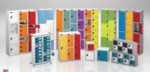 Метални шкафове за багаж